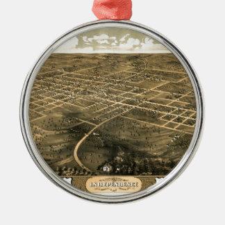 Ornamento De Metal independence1868