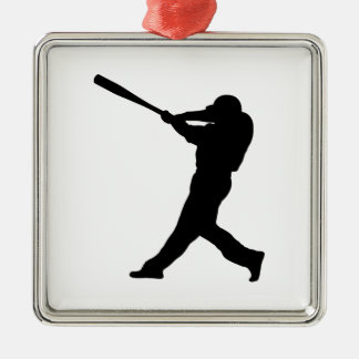 Ornamento De Metal Massa do basebol