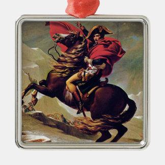 Ornamento De Metal Napoleon