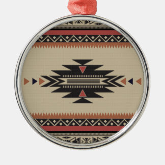 Ornamento De Metal O osso, preto, oxida estilo indiano americano