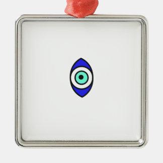 Ornamento De Metal Olho mau