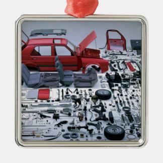 Ornamento De Metal Peças do carro