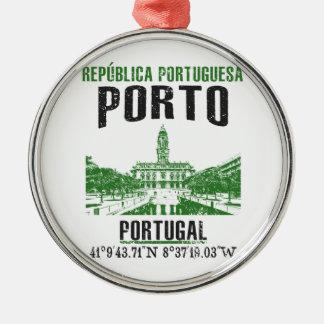 Ornamento De Metal Porto