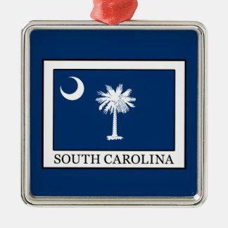 Ornamento De Metal South Carolina