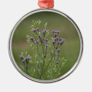 Ornamento De Metal Wildflowers do Verbena da lavanda