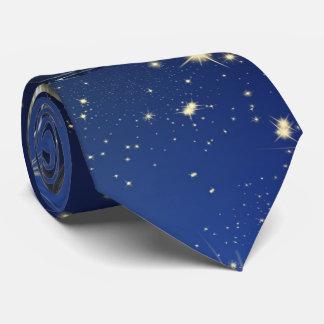 Ornamento do feriado e laço dos homens azuis das gravata