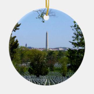 Ornamento do monumento de Washington