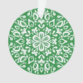Ornamento Mandala da alga