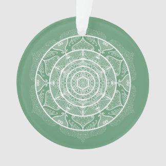 Ornamento Mandala prudente