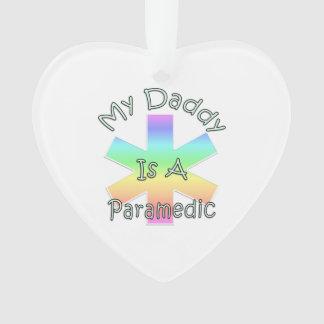 Ornamento Meu pai é um paramédico