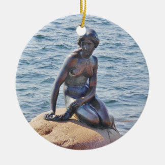 Ornamento pequeno do círculo de Copenhaga da