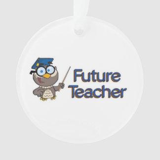 Ornamento Professor futuro
