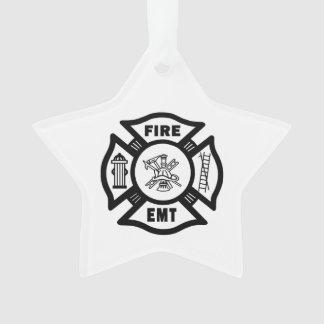 Ornamento Sapador-bombeiro EMT