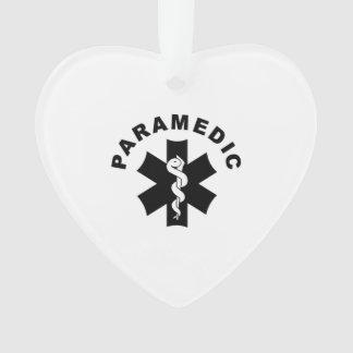 Ornamento Tema do paramédico