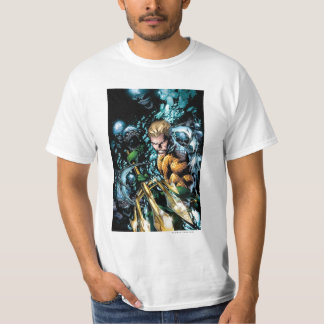Os 52 novos - Aquaman #1 Camiseta