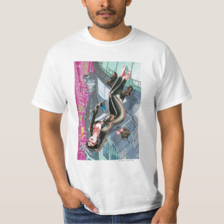 Os 52 novos - mulher-gato #1 t-shirt