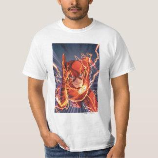 Os 52 novos - o flash #1 t-shirt