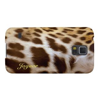 Os animais selvagens Samsung do gato grande da Capa Para Galaxy S5