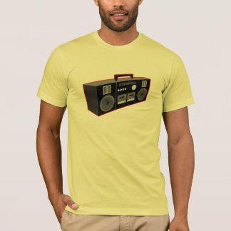 os anos 80 Boombox Tshirt