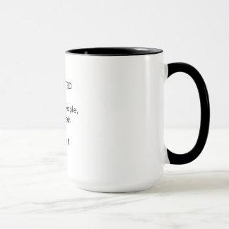 Os cidadãos da revogação uniram a caneca de café