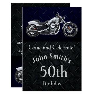 Os convites de homens de festa de aniversário da
