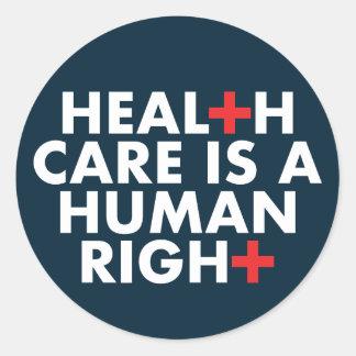 Os cuidados médicos são uma etiqueta do direito