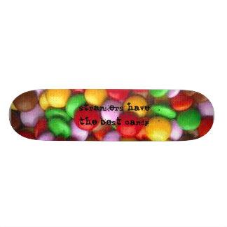 os desconhecido têm os melhores doces shape de skate 20,6cm