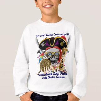 Os dias do contrabando do pirata caçoam toda a luz t-shirt