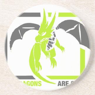 Os dragões do animal de estimação são legal porta-copos