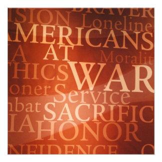 Os Estados Unidos da América Convite Personalizados