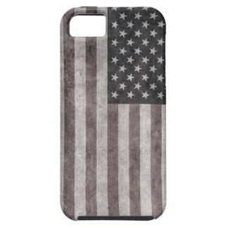 Os EUA embandeiram, bandeira americana retro do Capas Para iPhone 5