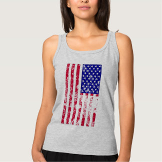 Os EUA embandeiram o design americano do t-shirt