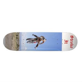 os fotos novos e melhores 010 do dirtbike, afagam- shape de skate 20cm