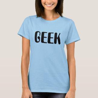 Os geeks do mundo, unem-se! camisetas