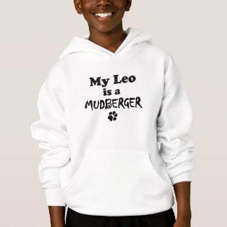 Os Hoodies engraçados do miúdo T-shirt