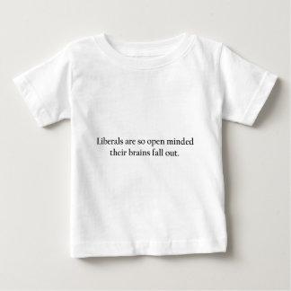 Os liberais são tão aberto ocupou-se de seus t-shirts