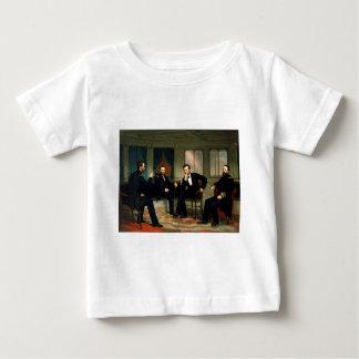 Os pacificadores por George Peter Alexander Healy Camisetas