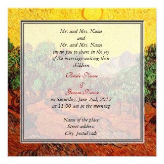 os pais dos noivos que wedding o convite