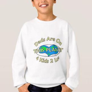Os pais estão neste planeta t-shirts