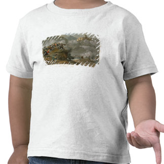 Os patriotas tiroleses que atacam a fortaleza de camisetas