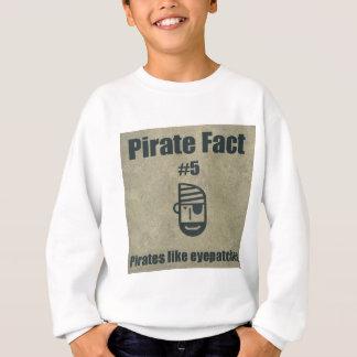 Os piratas do fato #5 do pirata gostam de agasalho