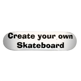 Os presentes de época natalícia populares criam um shape de skate 18,7cm