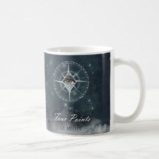 Os quatro pontos - caneca de café