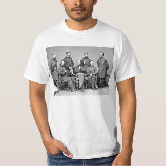 Os tenentes de Sherman Camisetas