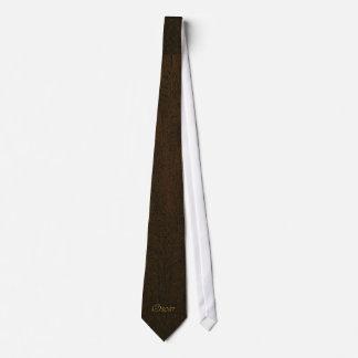OSCAR Nome-marcou a gravata personalizada