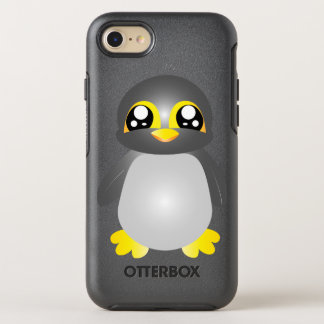 otterbox do pinguim capa para iPhone 7 OtterBox symmetry