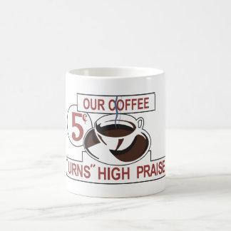 OUR COFFEE CANECAS