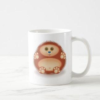 Ouriço 01 caneca de café