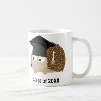 Ouriço 20XX graduado Caneca De Café