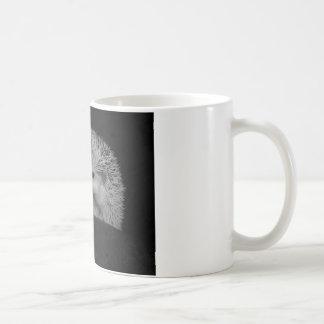 Ouriço - borrão caneca de café
